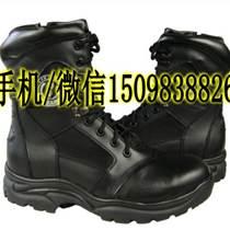特警99式牛皮作戰靴,防水透氣