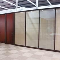 佛山玻璃隔墻高隔斷辦公室隔斷