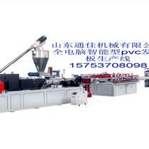 PVC木塑結皮發泡板設備