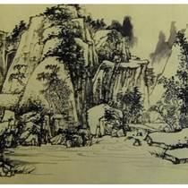 深圳一幅字画想装裱或深圳一幅书法装裱、南山哪里有装裱