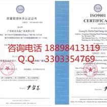 河北ISO9001體系怎么申請