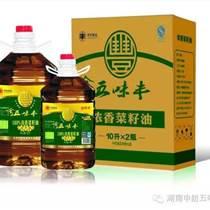 菜籽油(五味丰浓香菜籽油10L*2)
