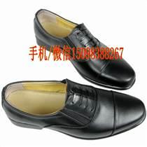 2017年济南市春秋款警用公安皮鞋
