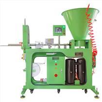 新型9000個/時輕基質網袋成型機、容器機、輕基質灌裝機、紙缽機