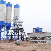 廠家供應億信HZS60混凝土攪拌站設備  質優價廉