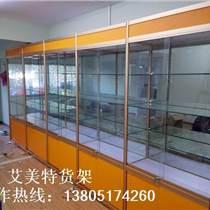 宜昌玻璃展柜