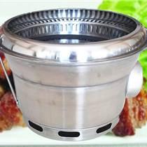 下排煙木炭燒烤爐 商用燒烤爐 韓式燒烤爐木炭烤肉炭火爐烤肉鍋