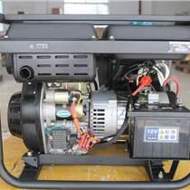 德国萨登180A汽油发电电焊一体机