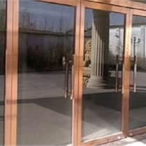太原安装玻璃门防火玻璃门