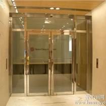 太原定做玻璃门安装换玻璃门价格