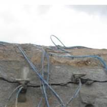 水利工程開挖遇堅硬巖石拆除深凱推介柱式分裂棒