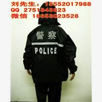 尖盾警用夏季透氣式警用雨衣/安全戰術型警用雨衣