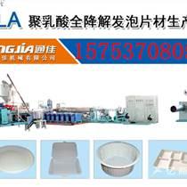 PLA可降解快餐盒生产线