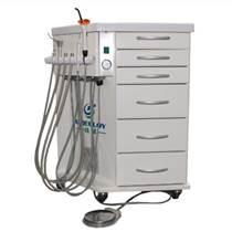 供應硅萊邊柜式牙科治療機GU-P211