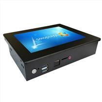 8寸工業平板電腦條碼設備觸摸工控一體機價格