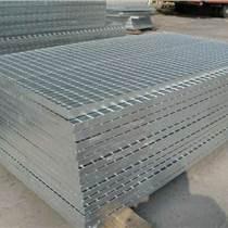 鋼格柵板廠家 鍍鋅鋼格板批發商 電廠平臺格柵板供應批發