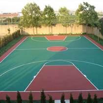 天津硅pu籃球場;天津丙烯酸籃球場|施工、建設