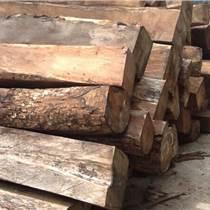 出售進口非洲安哥拉紫檀原木