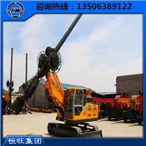 工程旋挖鉆機 履帶式旋挖鉆機