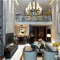 西山华府别墅270㎡新中式装修设计