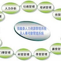 惠州人事考勤软件Q700 考勤管理软件导出考勤数据报表