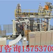 山东吹塑机桌面面板塑料面板床头板生产设备生产机器生产线