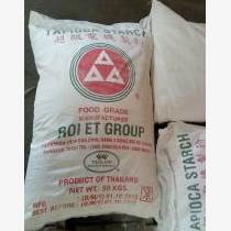 高白度?优质三角牌木薯淀粉正贸品牌木薯淀粉