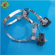 精品熱賣 ADSS桿用引下線夾光纜固定引下線夾 利特萊光纜金具廠家直銷
