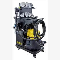 廠家直銷大黃蜂升級版98C移動無塵干磨機氣電膩子干磨機