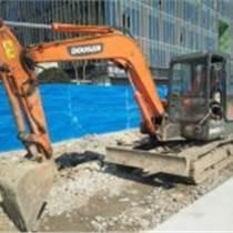 上海虹口區挖掘機出租承接混凝土破碎土石方挖掘
