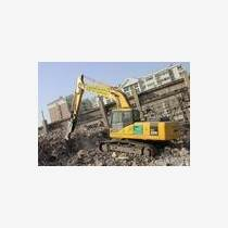 供應上海楊浦區挖掘機出租承接大小土石方挖掘