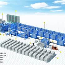 GRC輕質隔墻板設備 歐亞德多功能輕質隔墻板生產線