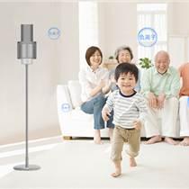 廠家出售薇伊負離子空氣凈化器,零噪音零耗材,三態污染全凈化
