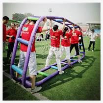 简易财源滚滚趣味运动会道具车轮滚滚履带竞走儿童户外拓展器材