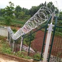 安慶高鐵橋下防護柵欄