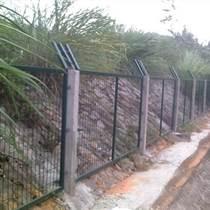 安徽高鐵橋下防護柵欄