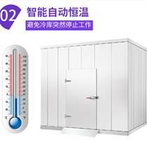 甘肅安裝果蔬冷藏庫保鮮保濕庫海鮮產品冷凍庫藥品冷藏存儲庫氣調庫