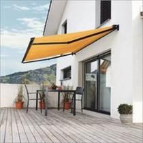 供应户外遮阳棚 伸缩雨棚 铺面雨搭车棚手摇阳台铝合金折叠雨蓬