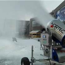 新疆中小型滑雪場人工造雪機 國產造雪機高溫條件造雪