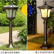 江蘇弘光照明有限公司生產太陽能戶外防水歐式草坪燈庭院花園燈