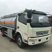 东风多利卡8吨油罐车价格