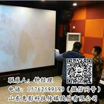 *天津公安消防支队红门影院装饰及设备安装工程