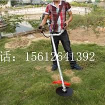 舟山市多功能背負除草開荒機手持家用草坪打草機