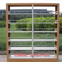 濟寧鋼制圖書架
