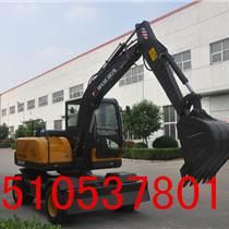 新型輪式液壓挖掘機DLS875-9M