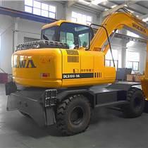 10噸輪式好用挖掘機