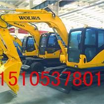 專業10噸履帶式挖掘機