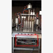环保型泡沫胶灌装机/小型流水线机器