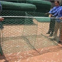 黑龍江石籠網廠家,鉛絲格賓護墊,綠濱網籠