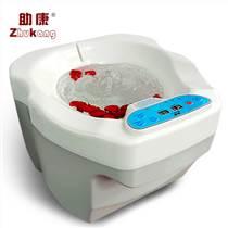 助康免蹲大口徑恒溫坐浴器 恒溫熏蒸沖洗按摩坐浴盆男女通用 208A